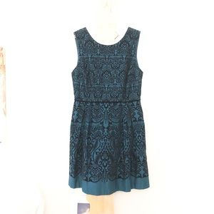 THE LIMITED Evening Formal Fitted Flare Dress e